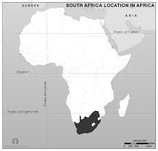 africa map black and white south africa location map in africa black and white south africa
