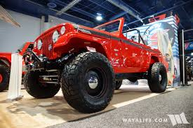 jeep jeepster 2015 2017 sema synergy jkc 1 jeepster commando
