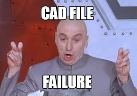 Failure Meme - meme creator cad file failure meme generator at memecreator org