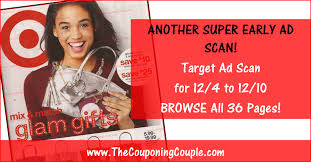 target black friday 22016 target ad scan for 12 4 to 12 10 16 browse all 36 pages