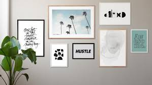 how to hang art prints without frames on trend hunting for george hanging art prints