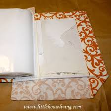 fabric photo album simple gifts fabric covered photo album christmas gifts