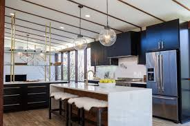 Midcentury Modern Kitchens - blogger kitchens
