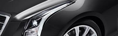 cadillac ats headlights cadillac 2018 ats sedan exterior photos