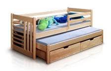 chambre enfant bois massif chambres et lits en bois massif 140 160 180 chambre bébé et enfants