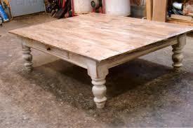 big square coffee table table designs