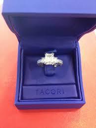 size 6 engagement ring tacori tacori ht2273 emerald channel set engagement ring