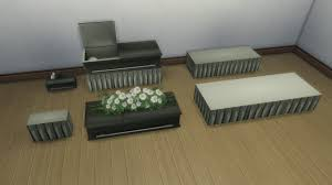 baby caskets mod the sims funeral child baby caskets bases and casket spread