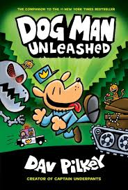 dog man unleashed from the creator of captain underpants dog man