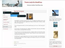 leslie u2014 free wordpress themes