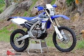 2016 yamaha wr450f review bike review