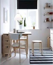table pour la cuisine 15 déco cuisine avec un coin repas malin