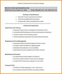 resume format 2017 20 free word templates for functional resume