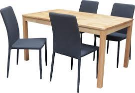 ensemble table et chaise de cuisine pas cher chaise de cuisine grise table de cuisine blanchebton daliane avec
