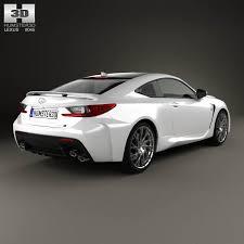 lexus sport car 2014 lexus rc f 2014 3d model hum3d