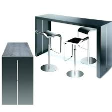 table de cuisine design table haute la redoute table haute la redoute la redoute table de