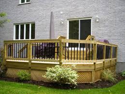 small patio decks small backyard deck design ideas simple deck