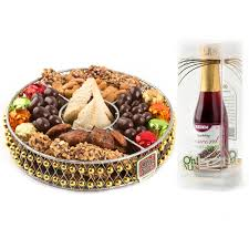 oh nuts purim baskets purim gift tray shalach manot trays boxes purim