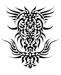 abstract tattoos avant x kb png credited tattoo clip art library