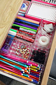 Organizing Desk Drawers Iheart Organizing Back To School Room Organization Tips