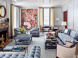 Steven Rich Interiors Steven Gambrel Imbues A Storied Manhattan Duplex With His