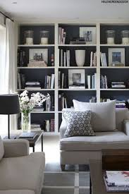 dark bookshelves interiors trend cupboard doors white trim and