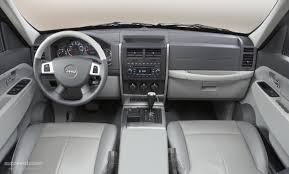 jeep liberty white interior 2007 jeep liberty information and photos zombiedrive