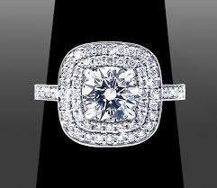 Jared Cushion Cut Engagement Rings 97 Best Round Cut Diamond Engagement Rings Images On Pinterest