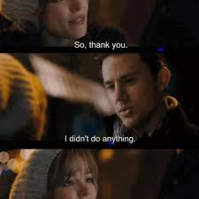 Channing Tatum Meme - rachel mcadams thanks channing tatum for everything he s done in the vow