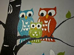 owl mural wall murals you ll love hunter s nursery mural wall and lights fit mama real food wall mural owl