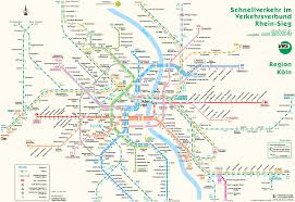 Santiago Metro Map by Cologne Bonn Metro Map Travel Map Vacations Travelsfinders Com