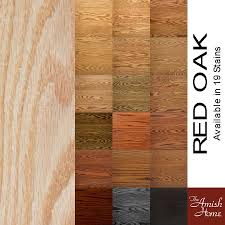 finish options wood species stains for your handcrafted