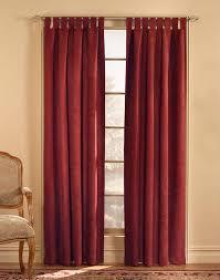 108 Drapery Panels Microsuede Tab Top Wide Width Curtain Panel Curtainworks Com