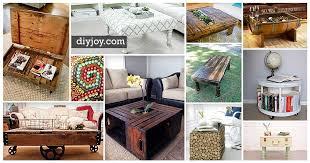 Diy Coffee Tables 16 Diy Coffee Table Projects Diy Joy