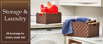 Home Decor Distributors Wholesale Utility Storage And Laundry Baskets Distributor For