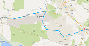 Yuma Az Map Tuesday March 14th Train To Yuma Prison Ewillys