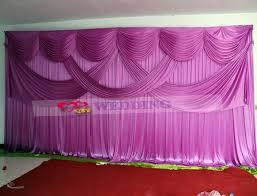 wedding backdrop to buy aliexpress buy 2017 hot sale violet 3 6 fold wedding