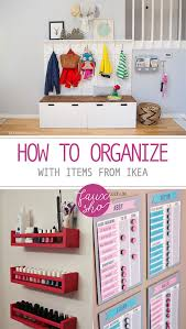 How To Organize Your Desk How To Organize With Items From Ikea