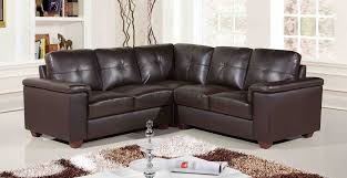 Cheap Leather Corner Sofas 30 Best Collection Of Small Brown Leather Corner Sofas
