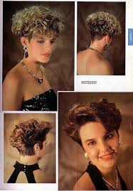 80s style wedge hairstyles pin by kitschy glamorous on short permed teased pinterest