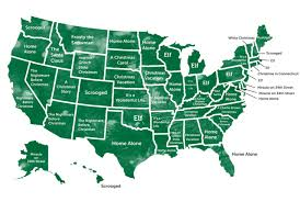 Map Of United States Quiz by The Afternoon Map Trivia Quizzes And Brain Teasers Mental Floss