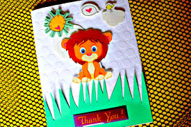 thank you cards thank you cards kids handmade thank you