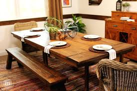 Dining Room Bench With Storage How To Make A Dining Room Bench Cushion Slipcover Storage Plans