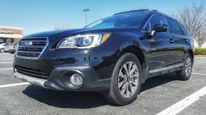 offroad subaru outback 2017 subaru outback touring limited review off road wagon in