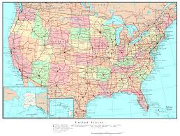 Nassau Map Map Of United States With Cities
