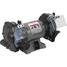 free shipping u2014 jet industrial bench grinder u2014 1 hp 3450 rpm