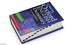 Oxford Dictionary Oxford Dictionary Admits It Used Wrong Sense For Word