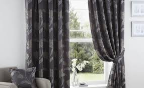 Black Curtains 90x90 Curtains Red And Black Curtains Gray Ideas Grey Dotted Style