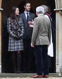 prince philip charles and harry head out for christmas church