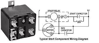 copeland high torque start components start relay
